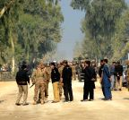 Peshawar: Pakistan bomb blast