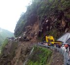 Rishikesh-Badrinath Highway blocked due to landslide