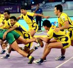 Pro Kabaddi league - Patna Pirates vs Telugu Titans