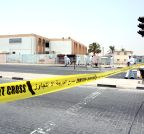 BAHRAIN-MANAMA-ROADSIDE BOMBING