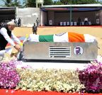Modi pays tribute to Kalam