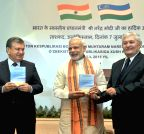 PM Modi releases first Uzbek-Hindi dictionary