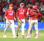 Pune: IPL - 2015- Kings XI Punjab vs Kolkata Knight Riders (Batch - 8)