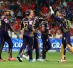 Pune: IPL - 2015- Kings XI Punjab vs Kolkata Knight Riders (Batch - 3)
