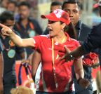 Pune: IPL - 2015- Kings XI Punjab vs Kolkata Knight Riders (Batch - 5)