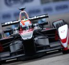 Putrajaya: Karun Chandhok at the FIA Formula E Championship