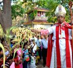 Ranchi:  Palm Sunday