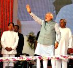 Rourkela: Modi dedicates MT Expansion of Rourkela Steel Plant to the nation