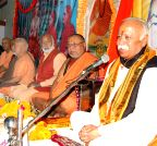 Haridwar: Mohan Bhagwat during RSS convention
