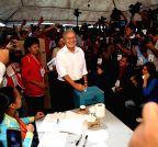 EL SALVADOR-SAN SALVADOR-POLITICS-ELECTIONS