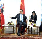 CHILE-CHINA-LI KEQIANG-ECLAC-ALICIA BARCENA-MEETING