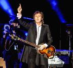 Sao Paulo (Brazil): British singer Paul McCartney performs