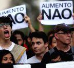 BRAZIL-SAO PAULO-SOCIETY-PROTEST