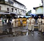 Security beefed-up in Mahim