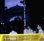 Security beefed up in Mumbai