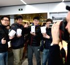 CHINA-LIAONING-SHENYANG-APPLE STORE-OPEN