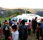NEPAL-SINDHUPALCHOWK-EARTHQUAKE-RELIEF AID