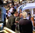 Singapore: Modi with the Tony Abbott, Bill Clinton