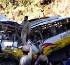 Sirmaur: Seven killed in Himachal bus accident