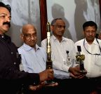 Sriharikota: (ISRO) chairman A S Kiran Kumar`s press conference