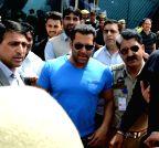 Srinagar: `Bajrangi Bhaijaan` - shooting - Salman Khan