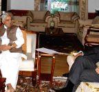 Srinagar: RBI Governor calls on J&K CM