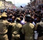 Srinagar: Traders protest against J&K Govt.