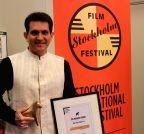Stockholm (Sweden):  Omung Kumar at Stockholm International Film Festival Junior