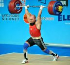 GEORGIA-TBILISI-WEIGHTLIFTING-EUROPEAN CHAMPIONSHIP