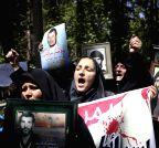 IRAN-TEHRAN-YEMEN-PROTEST