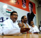 Uttam Kumar Reddy`s press conference