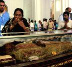 Goa: Relics of St Francis Xavier