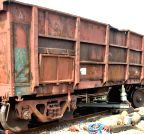 Goods train delayed Delhi-Howrah route
