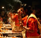 Varanasi:  Ganga Dussehra - Ganga aarti