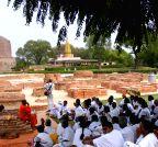 Varanasi: Buddha Purnima