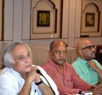 Varanasi: Jairam Ramesh`s press conference