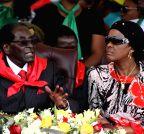 ZIMBABWE-VICTORIA FALLS-MUGABE-BIRTHDAY