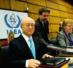 AUSTRIA-VIENNA-IAEA-MEETING