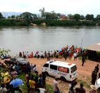 LAOS-VIENTIANE-FERRY ACCIDENT