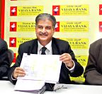 Vijaya Bank - press conference