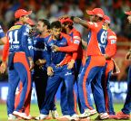 Visakhapatnam: IPL - 2015- Sunrisers Hyderabad vs Delhi Daredevils  (Batch - 2)