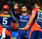 Visakhapatnam: IPL - 2015- Sunrisers Hyderabad vs Delhi Daredevils  (Batch - 3)