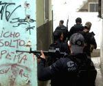 23 killed in Rio de Janeiro favela gun battle
