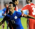 Free Photo: 10 years since Bhaichung Bhutia played his last match for India