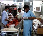 12 women dead in Afghanistan stampede for Pak visas