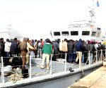 145 illegal migrants voluntarily deported from Libya