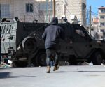 15 arrested after clashes in E.Jerusalem