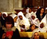 EGYPT CAIRO RELIGION ORTHODOX CHRISTMAS COPT