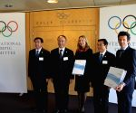 SWITZERLAND LAUSANNE IOC OLY 2022 WINTER BEIJING
