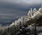 CHINA SICHUAN SNOW